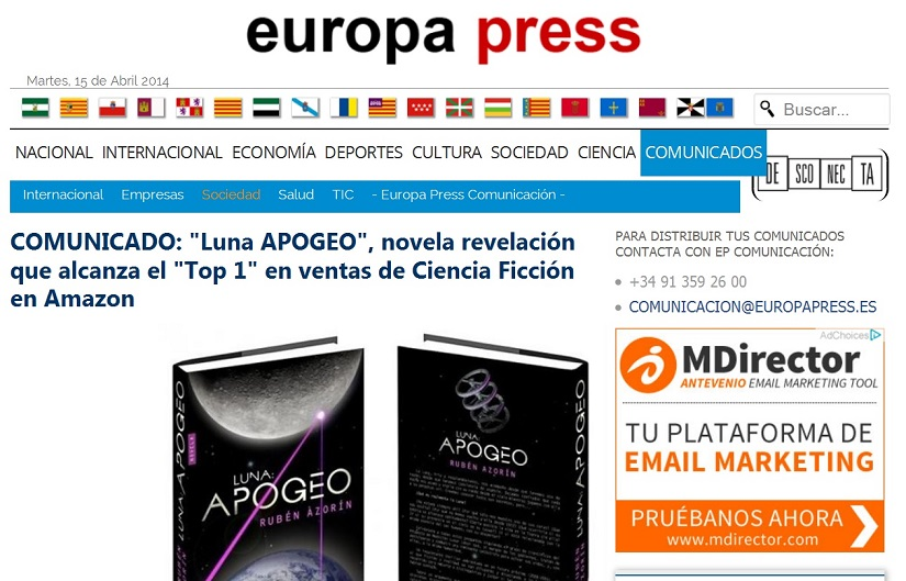 noticia Europa Press