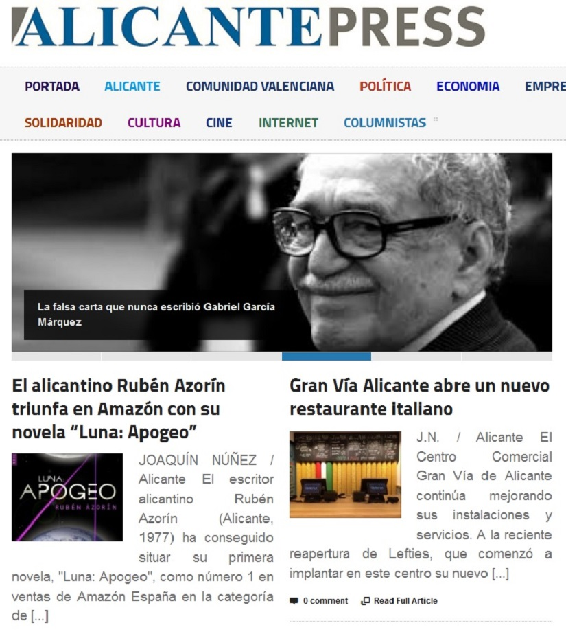 noticia en Alicantepress